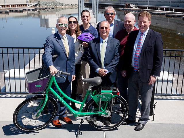 CDTA rolls out CDPHP Cycle! bike-share program