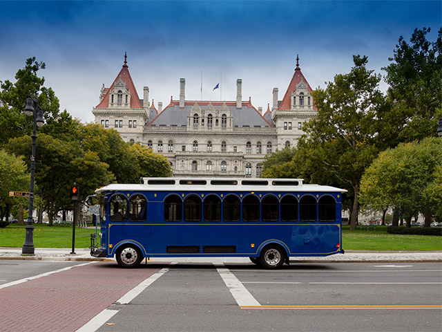 CDTA launches Capital City (Albany) & Electric City (Schenectady) Trolleys