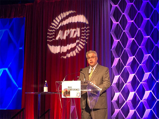 David Stackrow elected as Chairman of APTA's Board of Directors
