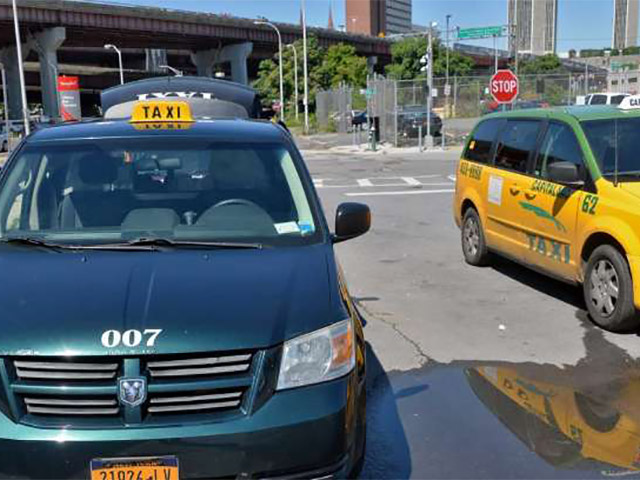 CDTA first NY agency approved as regional clearinghouse for taxi services