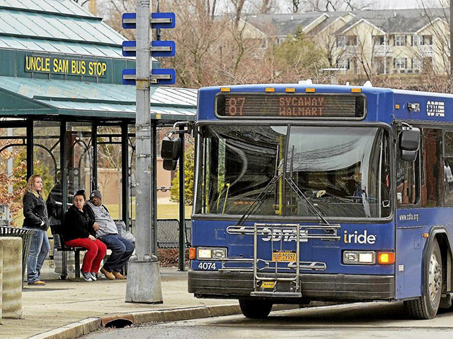 CDTA earns first CREDC Award (Uncle Sam Transit Center)