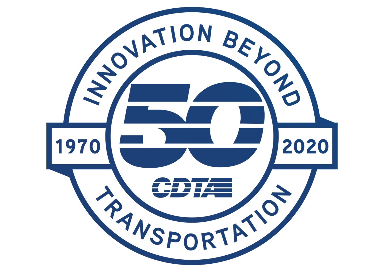 1970-2020: Innovation Beyond Transportation 50 CDTA