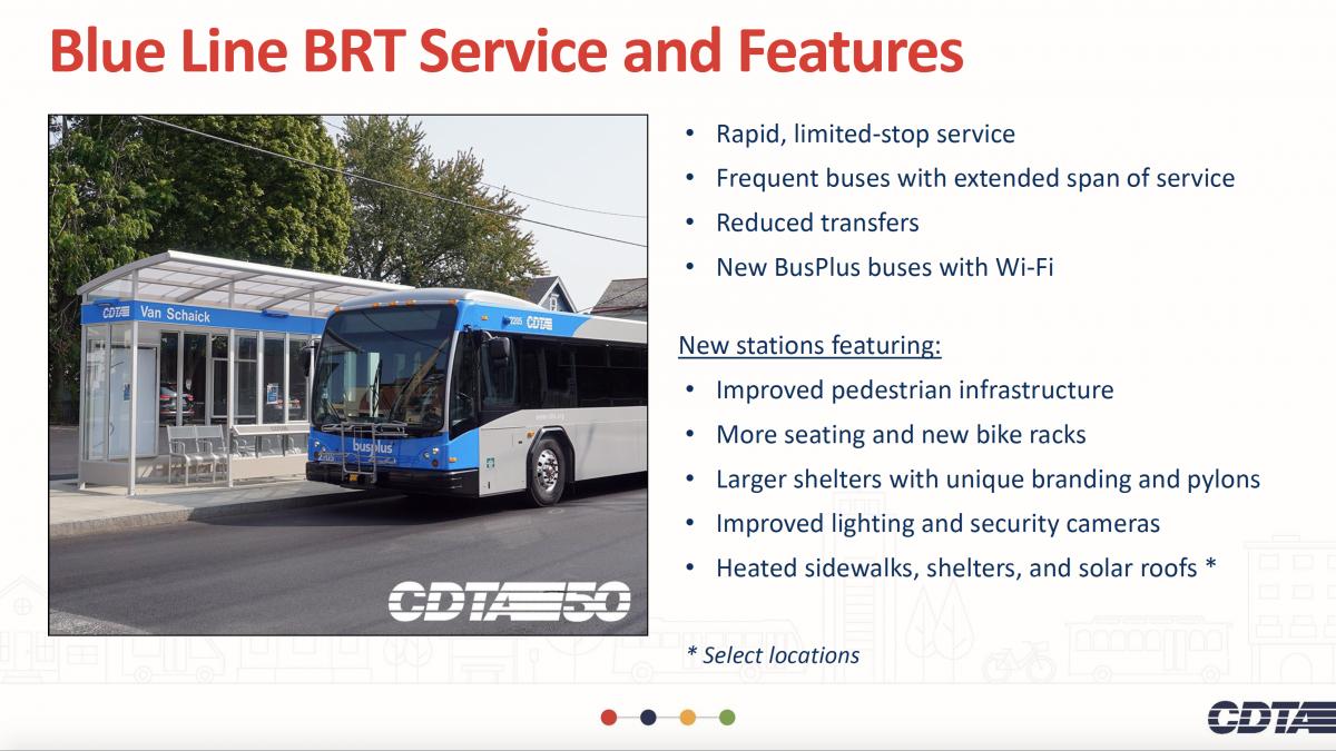 BRT Features