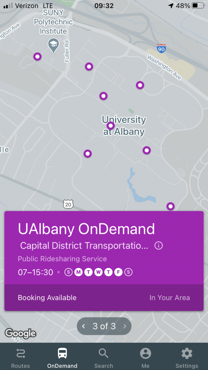 Flex UAlbany App