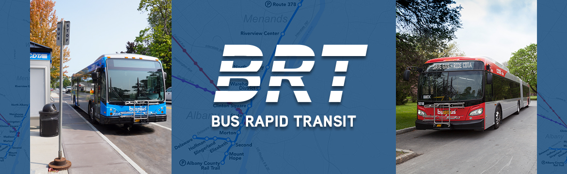 Bus Rapid Transit Hero Image