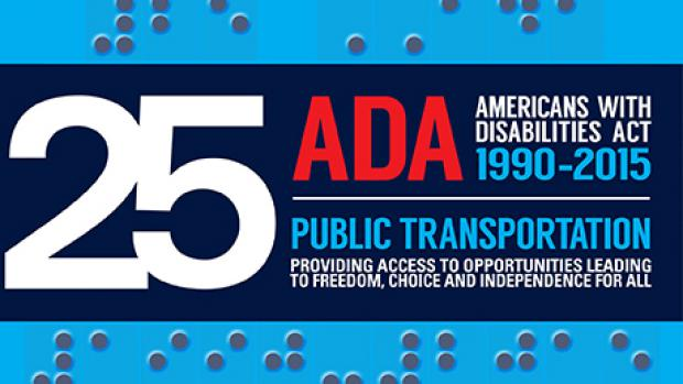 ADA 25th