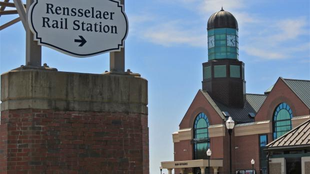Rensselaer Rail Station Parking Garage will be CLOSED