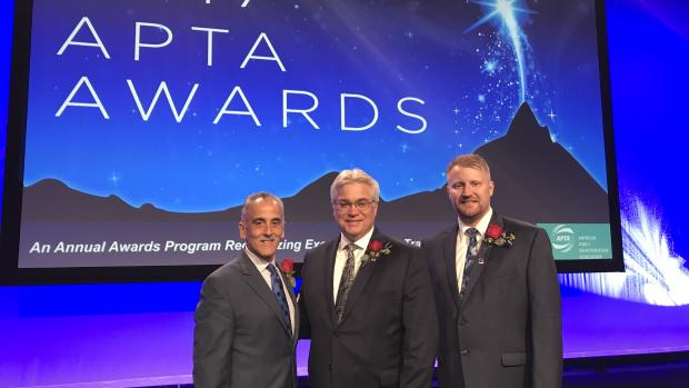 2017 APTA Awards