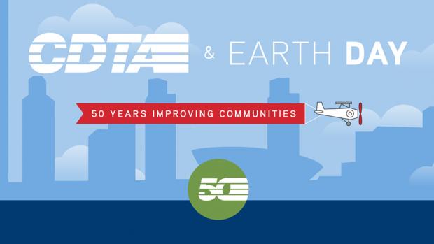 CDTA and Earth Day 2020