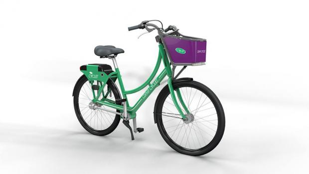 CDTA CDPHP Bike Share Program