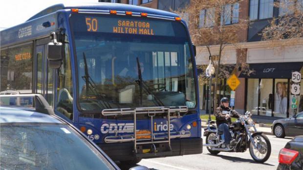 ridership increase