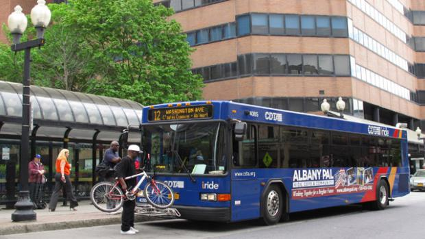 CDTA Route Performance