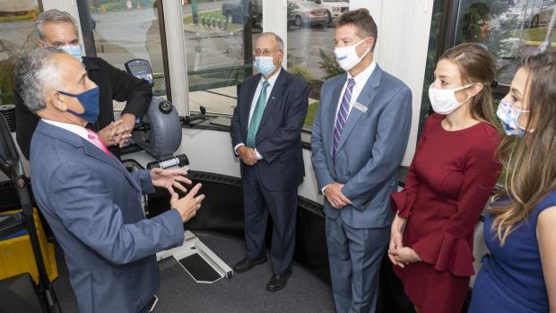 CDTA Health Center Opens
