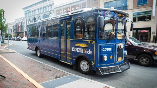 Electric City Trolley To Run May 3-5, 2019
