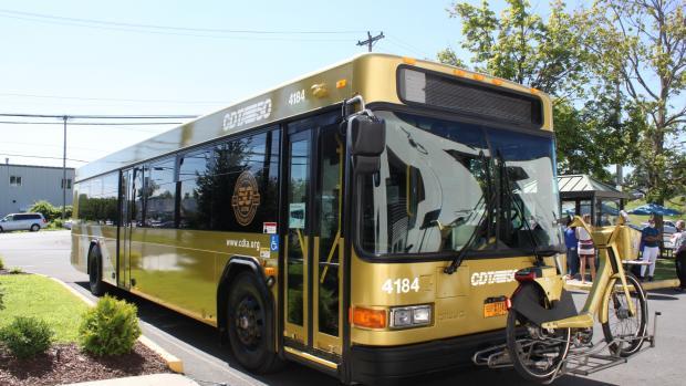 50th Anniversary Bus