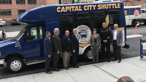 Capital City Shuttle Albany NY