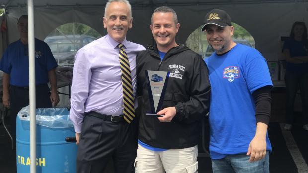 Superintendent Award: Superintendent of Maintenance, Steve Wacksman