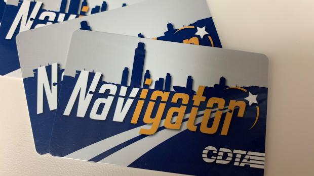 Navigator Card