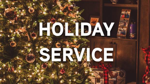 Holiday Service