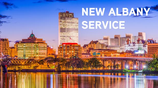 New Albany Service