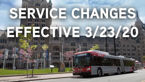 Bus Service Changes