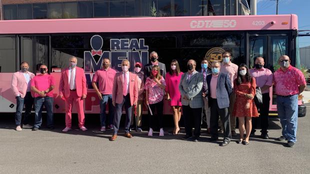 Pink Bus 2020