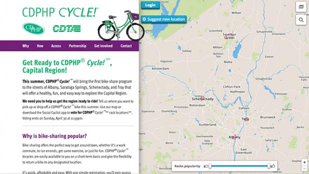 Bike-Share Site Voting